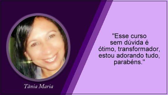 Depoimento Tânia Maria