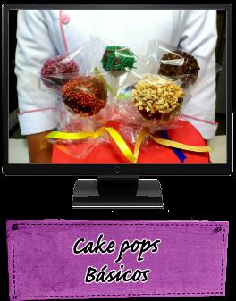 Cake Pops Básicos
