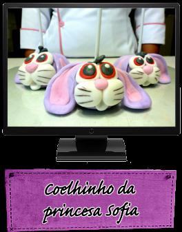 Coelhinho Da Princesa Sofia