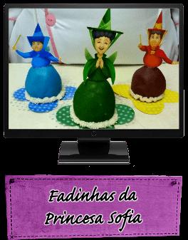 Fadinhas Da Princesa Sofia