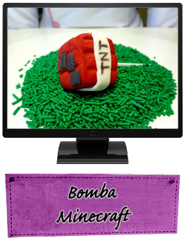 Bomba Minecraft