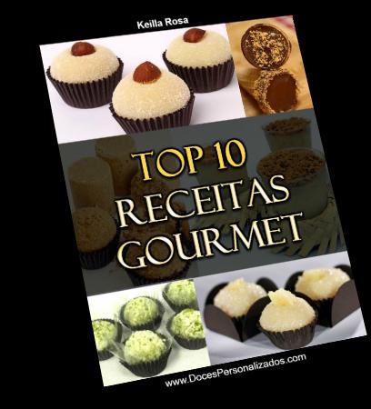 Ebook Grátis Top 10 Receitas Gourmet