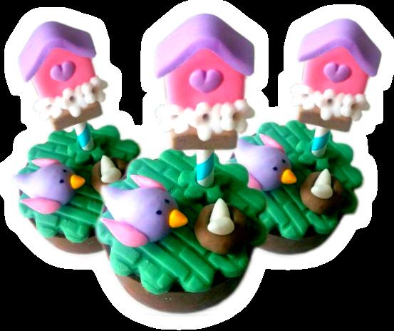Cake Pop - Casinha de Passarinho6